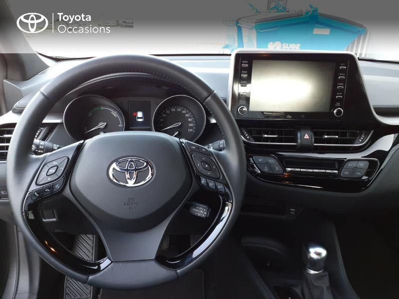 Toyota C-HR 122h Dynamic 2WD E-CVT MC19 Gris occasion à NOYAL PONTIVY - photo n°10