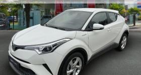 Toyota C-HR occasion 2018 mise en vente à Dieppe par le garage TOYS MOTORS DIEPPE - photo n°1