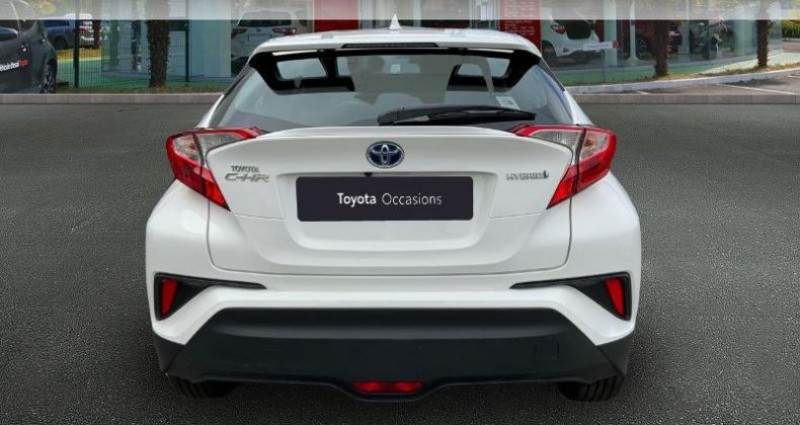 Toyota C-HR 122h Dynamic 2WD E-CVT  occasion à Dieppe - photo n°4