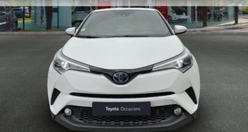 Toyota C-HR 122h Dynamic 2WD E-CVT  occasion à Dieppe - photo n°5