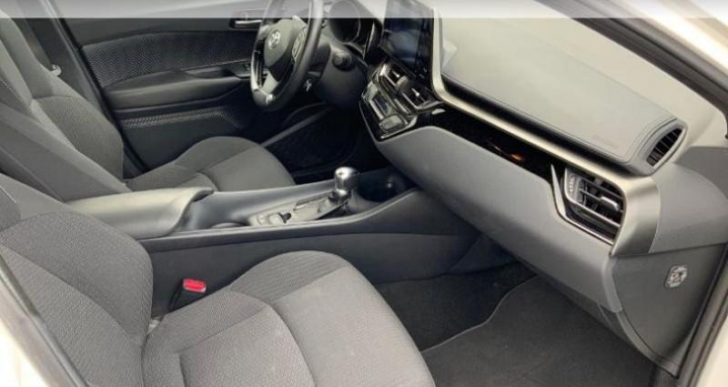 Toyota C-HR 122h Dynamic 2WD E-CVT  occasion à Dieppe - photo n°6