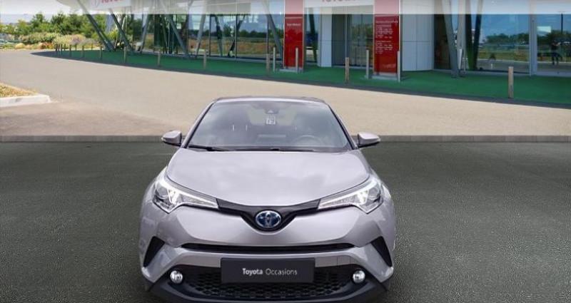 Toyota C-HR 122h Dynamic 2WD E-CVT Gris occasion à Saint-saulve - photo n°5