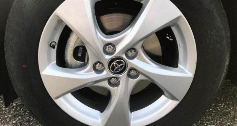 Toyota C-HR 122h Dynamic 2WD E-CVT Bleu occasion à LA RAVOIRE - photo n°6