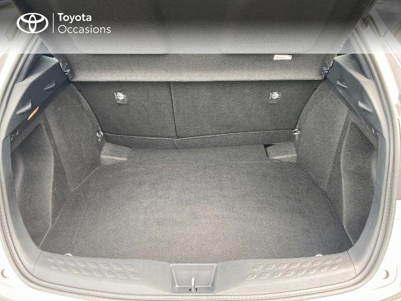 Toyota C-HR 122h Dynamic 2WD E-CVT Gris occasion à Albi - photo n°10