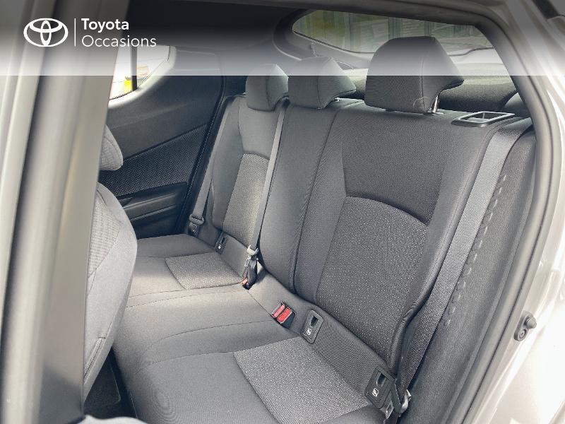 Toyota C-HR 122h Dynamic 2WD E-CVT Gris occasion à Albi - photo n°12