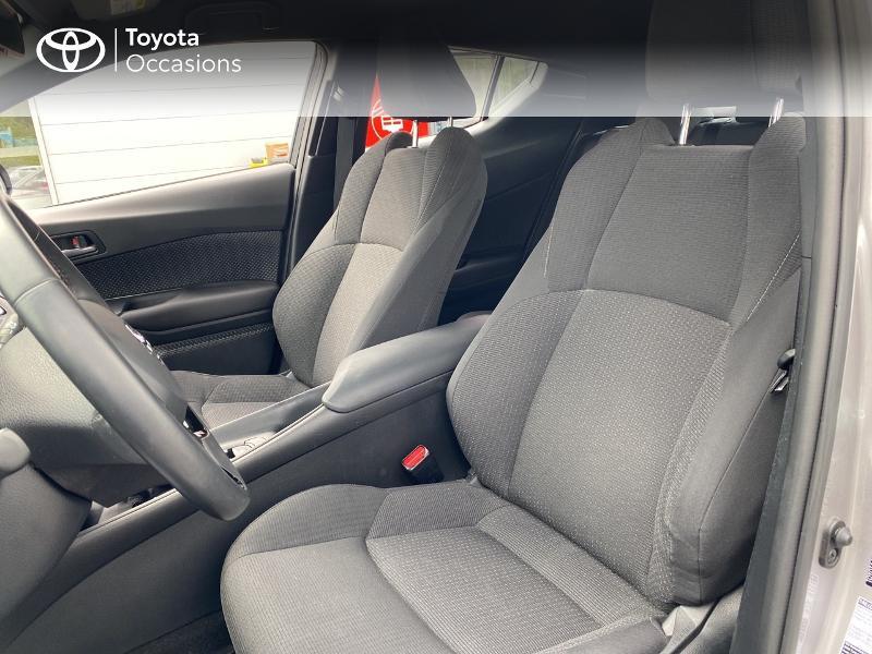 Toyota C-HR 122h Dynamic 2WD E-CVT Gris occasion à Albi - photo n°11