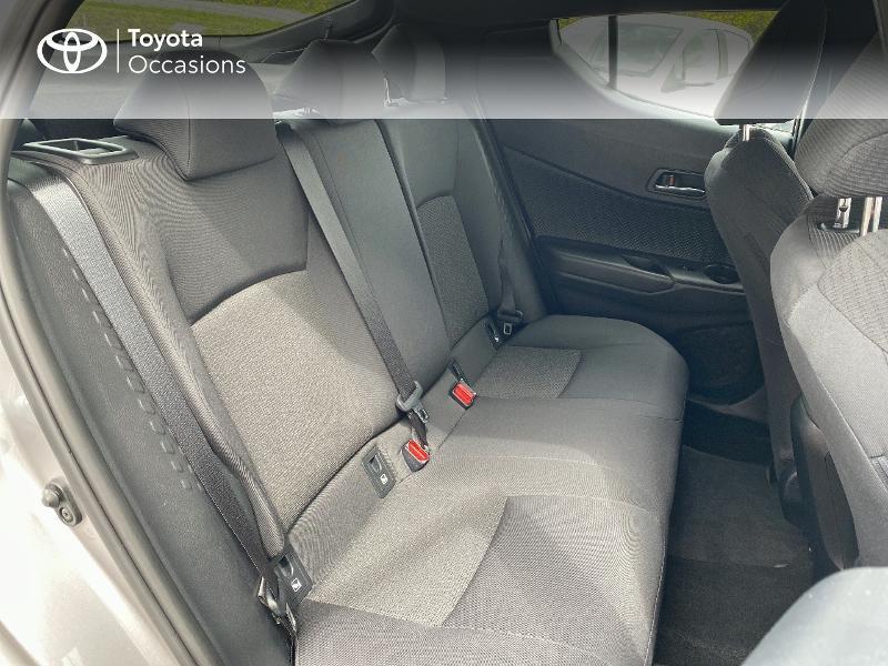 Toyota C-HR 122h Dynamic 2WD E-CVT Gris occasion à Albi - photo n°7