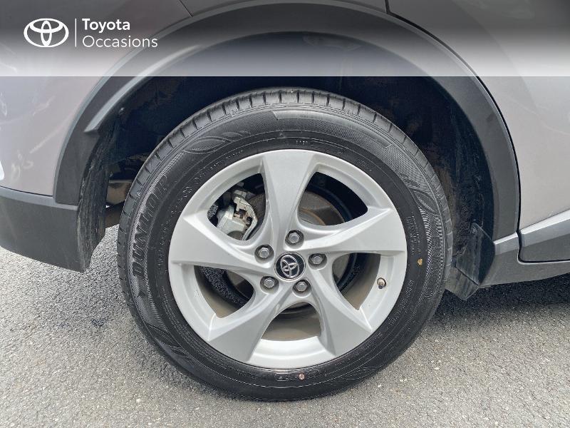 Toyota C-HR 122h Dynamic 2WD E-CVT Gris occasion à Albi - photo n°16
