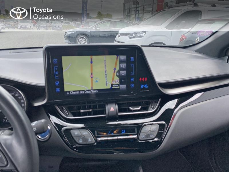 Toyota C-HR 122h Dynamic 2WD E-CVT Gris occasion à Albi - photo n°15