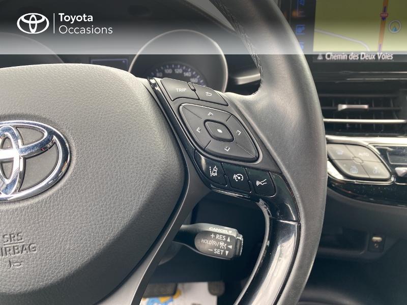 Toyota C-HR 122h Dynamic 2WD E-CVT Gris occasion à Albi - photo n°13