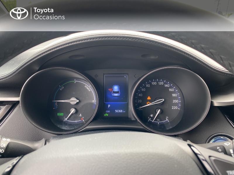 Toyota C-HR 122h Dynamic 2WD E-CVT Gris occasion à Albi - photo n°14