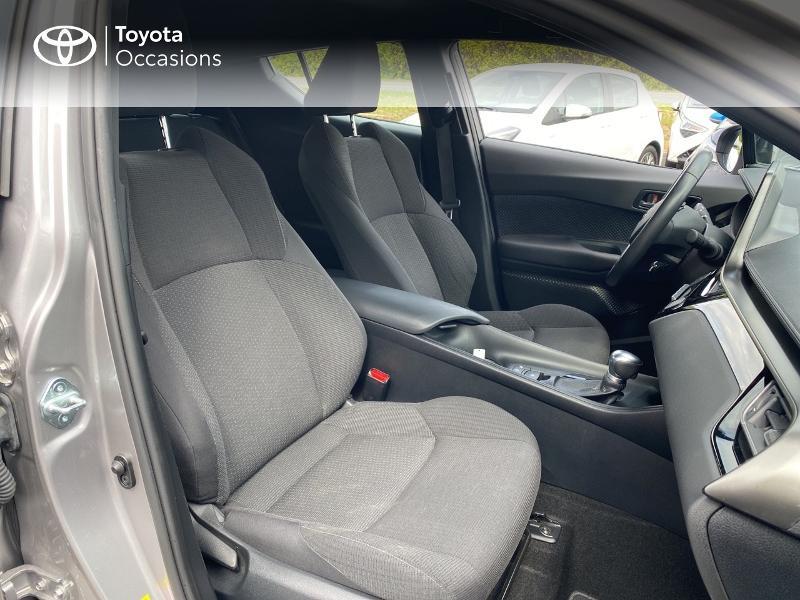 Toyota C-HR 122h Dynamic 2WD E-CVT Gris occasion à Albi - photo n°6