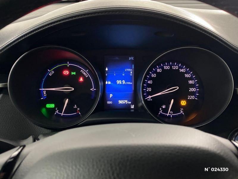 Toyota C-HR 122h Dynamic Business 2WD E-CVT Gris occasion à Dury - photo n°12