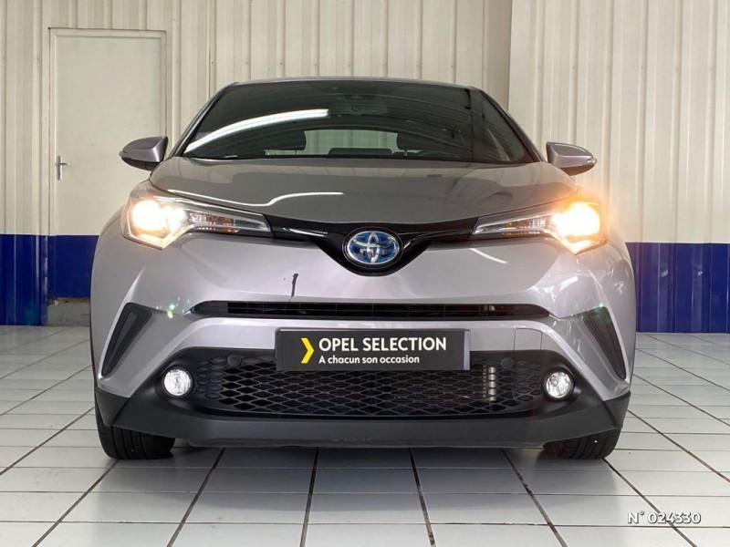 Toyota C-HR 122h Dynamic Business 2WD E-CVT Gris occasion à Dury - photo n°2