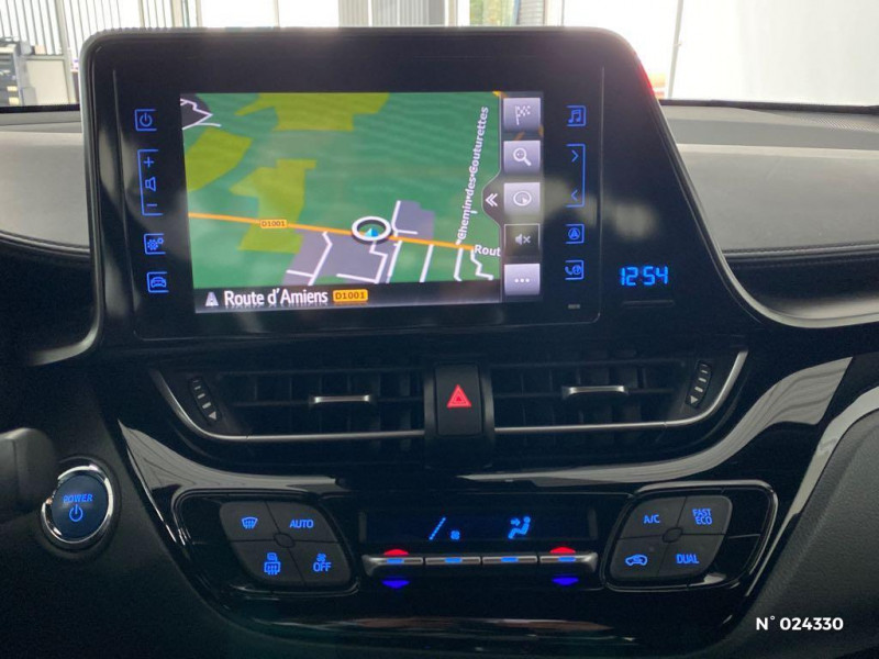 Toyota C-HR 122h Dynamic Business 2WD E-CVT Gris occasion à Dury - photo n°11