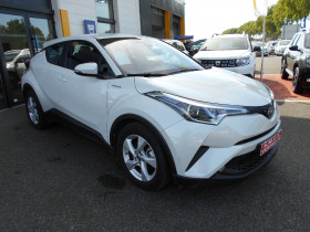 Toyota C-HR occasion 2019 mise en vente à Bessières par le garage AUTO SMCA VERFAILLIE - photo n°1