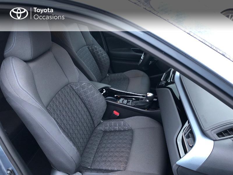 Toyota C-HR 122h Edition 2WD E-CVT MY20 Gris occasion à NOYAL PONTIVY - photo n°6