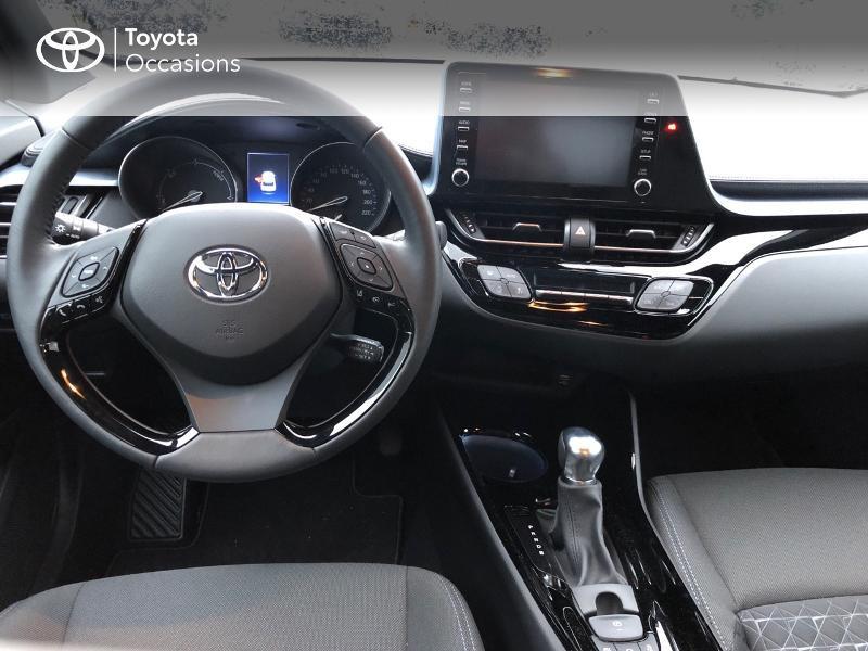 Toyota C-HR 122h Edition 2WD E-CVT MY20 Gris occasion à NOYAL PONTIVY - photo n°8