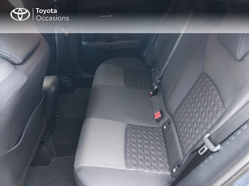 Toyota C-HR 122h Edition 2WD E-CVT MY20 Gris occasion à NOYAL PONTIVY - photo n°12