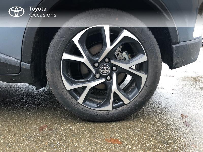 Toyota C-HR 122h Edition 2WD E-CVT MY20 Gris occasion à NOYAL PONTIVY - photo n°16