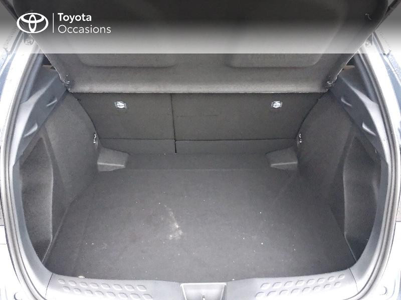 Toyota C-HR 122h Edition 2WD E-CVT MY20 Gris occasion à NOYAL PONTIVY - photo n°10