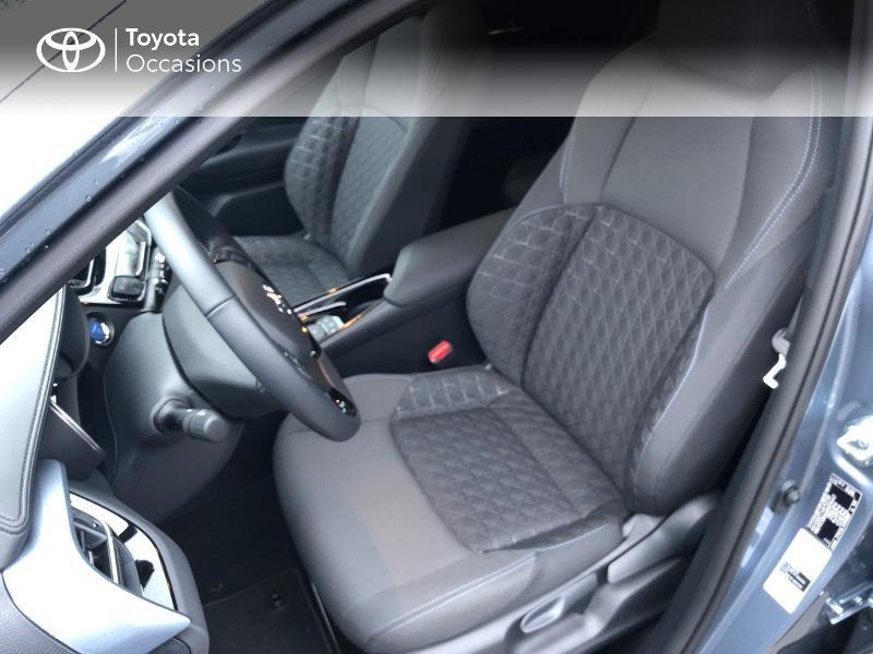 Toyota C-HR 122h Edition 2WD E-CVT MY20 Gris occasion à NOYAL PONTIVY - photo n°11