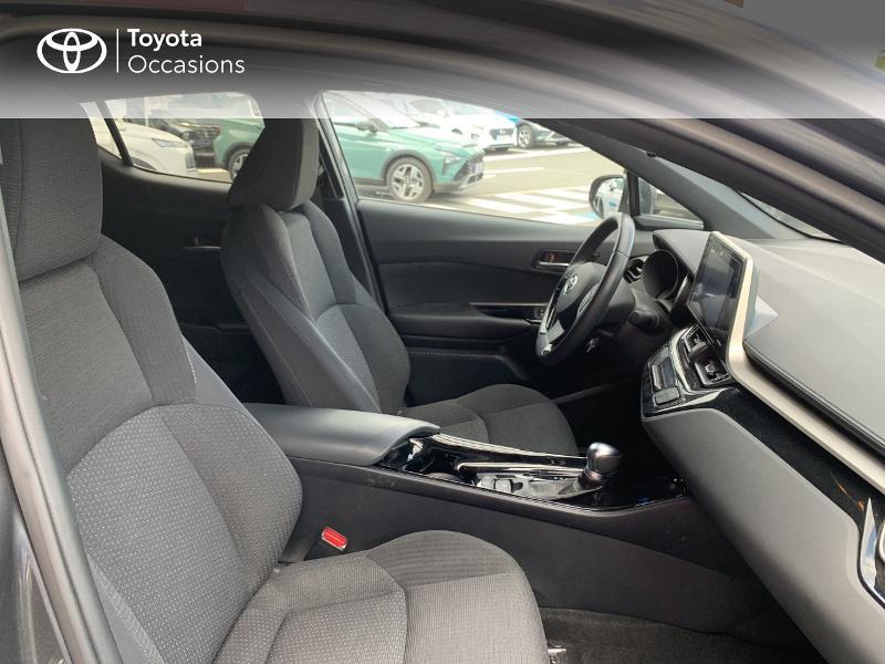 Toyota C-HR 122h Edition 2WD E-CVT RC18 Gris occasion à CASTRES - photo n°6