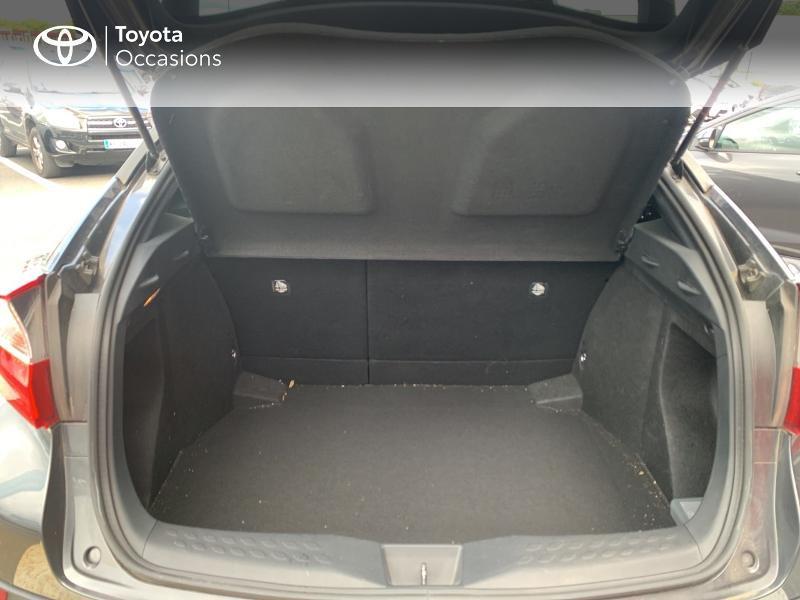 Toyota C-HR 122h Edition 2WD E-CVT RC18 Gris occasion à CASTRES - photo n°10