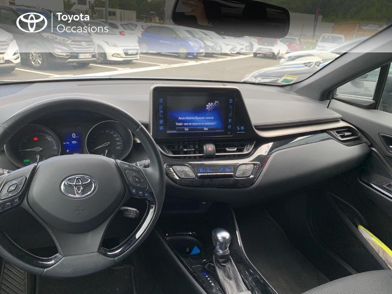 Toyota C-HR 122h Edition 2WD E-CVT RC18 Gris occasion à CASTRES - photo n°8
