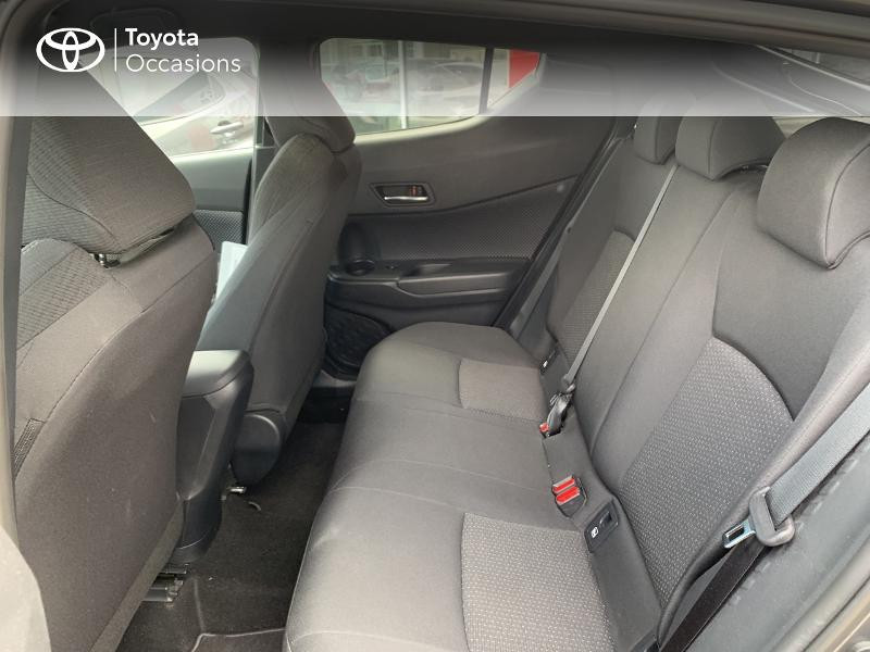 Toyota C-HR 122h Edition 2WD E-CVT RC18 Gris occasion à CASTRES - photo n°12