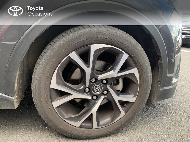 Toyota C-HR 122h Edition 2WD E-CVT RC18 Gris occasion à CASTRES - photo n°16