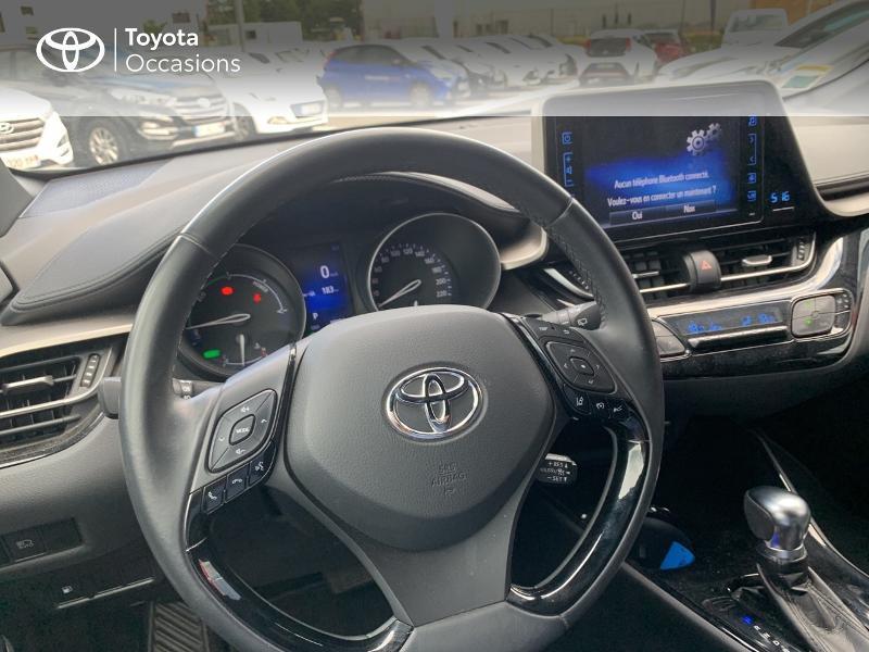 Toyota C-HR 122h Edition 2WD E-CVT RC18 Gris occasion à CASTRES - photo n°9
