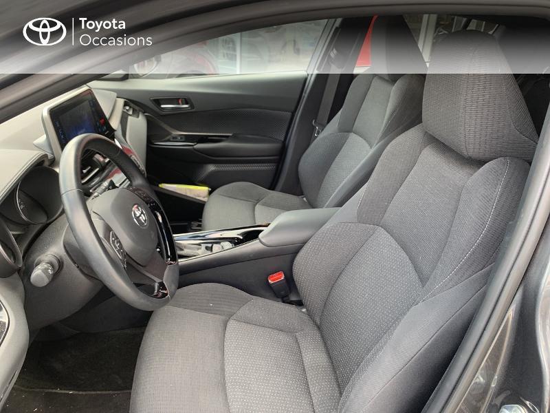Toyota C-HR 122h Edition 2WD E-CVT RC18 Gris occasion à CASTRES - photo n°11