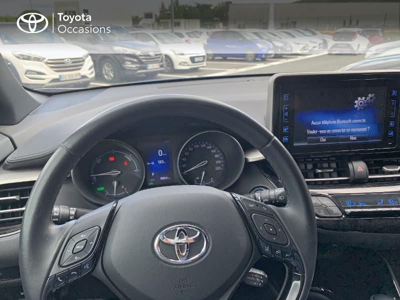 Toyota C-HR 122h Edition 2WD E-CVT RC18 Gris occasion à CASTRES - photo n°13