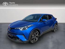 Toyota C-HR occasion 2019 mise en vente à Pluneret par le garage Toyota Altis Auray - photo n°1