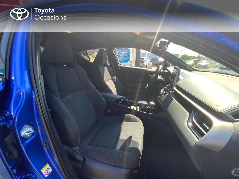 Toyota C-HR 122h Edition 2WD E-CVT RC18  occasion à Pluneret - photo n°6