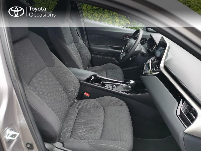 Toyota C-HR 122h Edition 2WD E-CVT RC18 Gris occasion à Magny-les-Hameaux - photo n°6