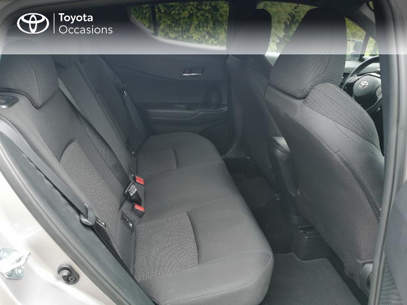 Toyota C-HR 122h Edition 2WD E-CVT RC18 Gris occasion à Magny-les-Hameaux - photo n°7