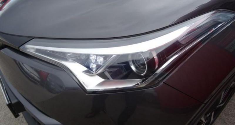 Toyota C-HR 122h Graphic 2WD E-CVT Gris occasion à Barberey-saint-sulpice - photo n°6