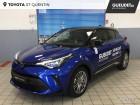 Toyota C-HR 184h Distinctive 2WD E-CVT MY20 Bleu à Saint-Quentin 02