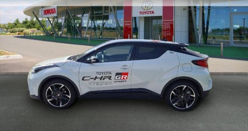 Toyota C-HR 184h GR-Sport 2WD E-CVT MY20  occasion à Hoenheim - photo n°3
