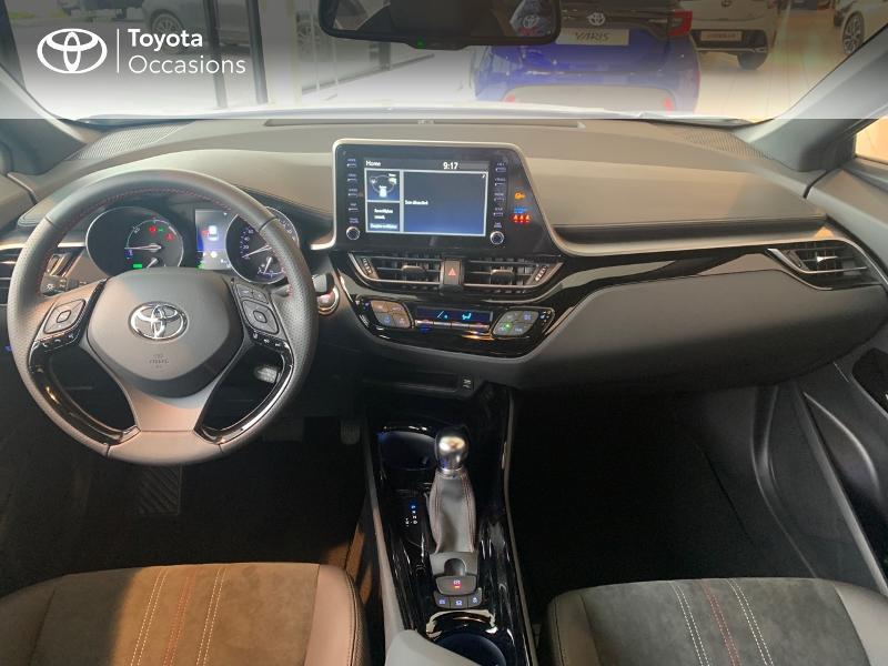 Toyota C-HR 184h GR-Sport 2WD E-CVT MY20 Gris occasion à CASTRES - photo n°8