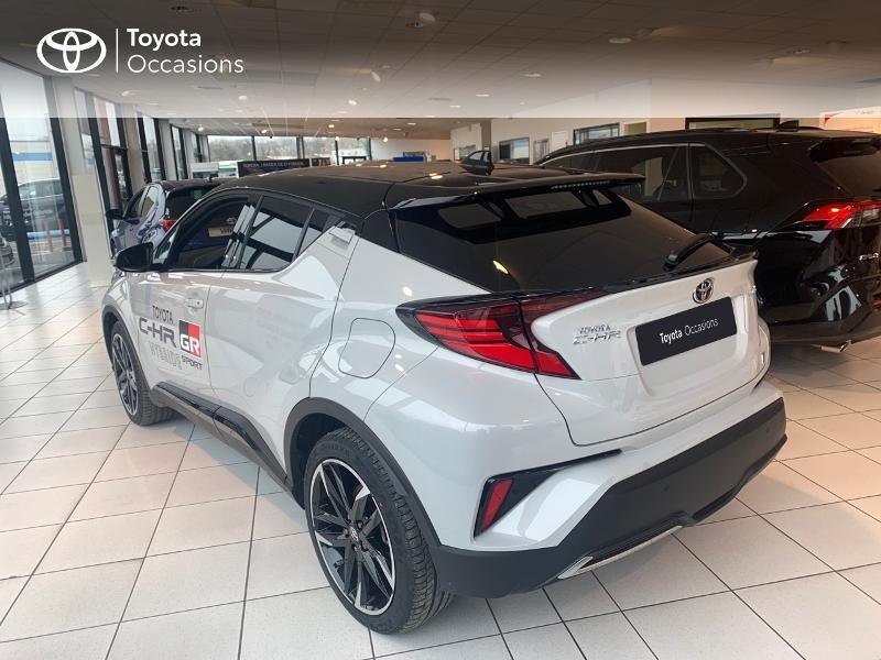 Toyota C-HR 184h GR-Sport 2WD E-CVT MY20 Gris occasion à CASTRES - photo n°19