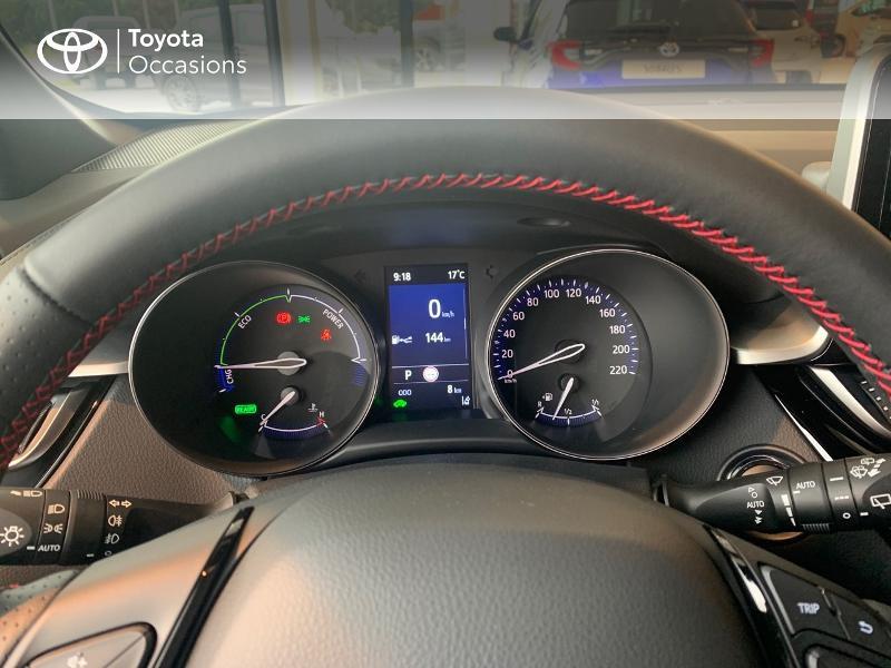 Toyota C-HR 184h GR-Sport 2WD E-CVT MY20 Gris occasion à CASTRES - photo n°13