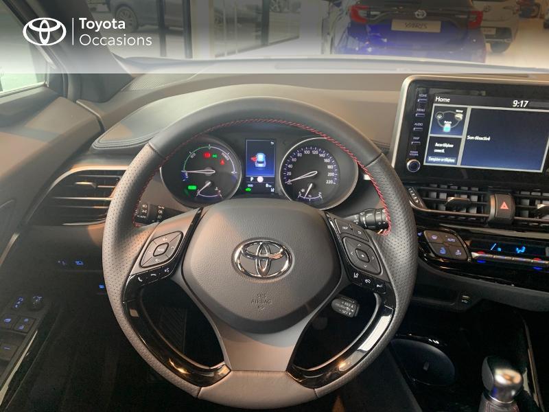 Toyota C-HR 184h GR-Sport 2WD E-CVT MY20 Gris occasion à CASTRES - photo n°9