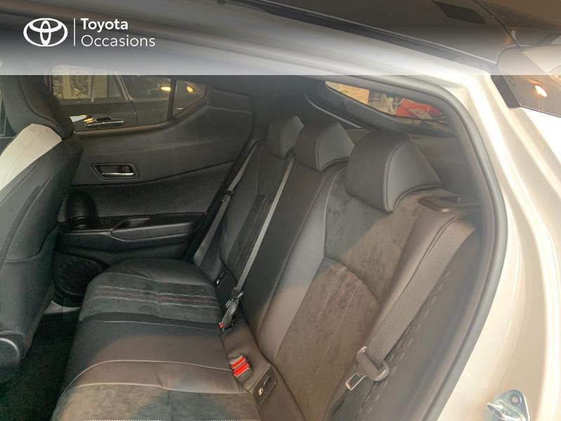 Toyota C-HR 184h GR-Sport 2WD E-CVT MY20 Gris occasion à CASTRES - photo n°12