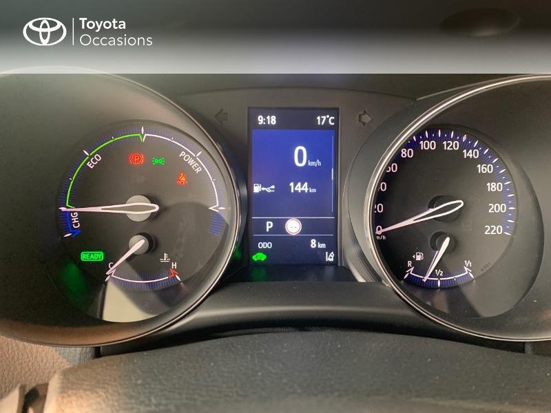 Toyota C-HR 184h GR-Sport 2WD E-CVT MY20 Gris occasion à CASTRES - photo n°14