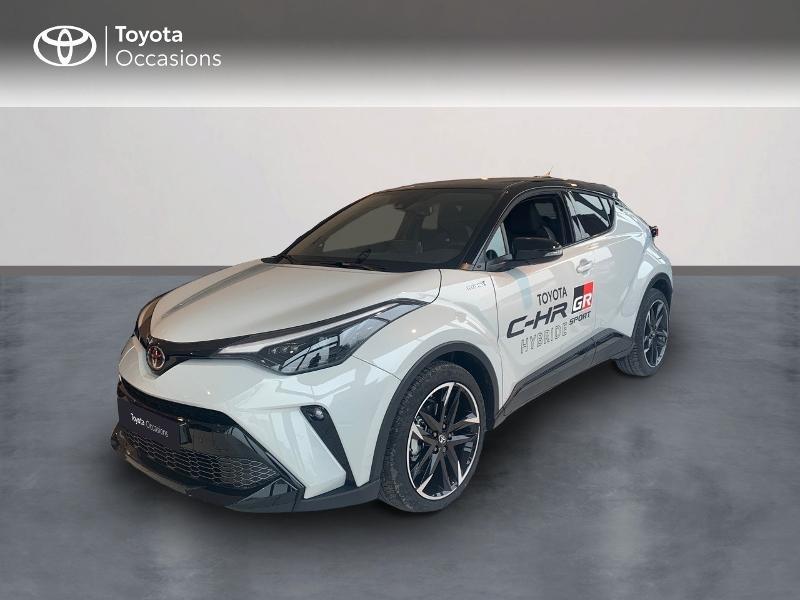 Toyota C-HR 184h GR-Sport 2WD E-CVT MY20 Gris occasion à CASTRES