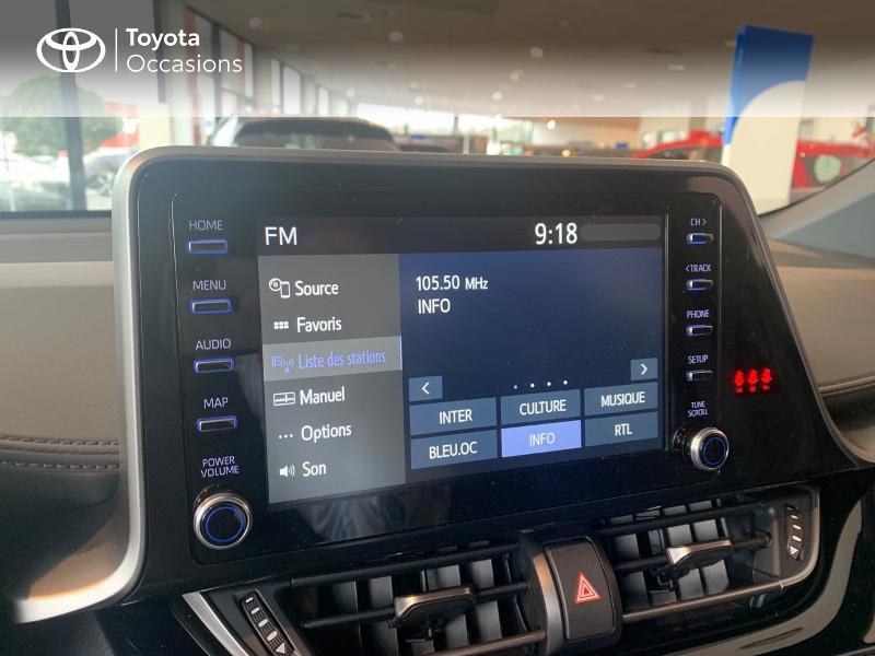 Toyota C-HR 184h GR-Sport 2WD E-CVT MY20 Gris occasion à CASTRES - photo n°15
