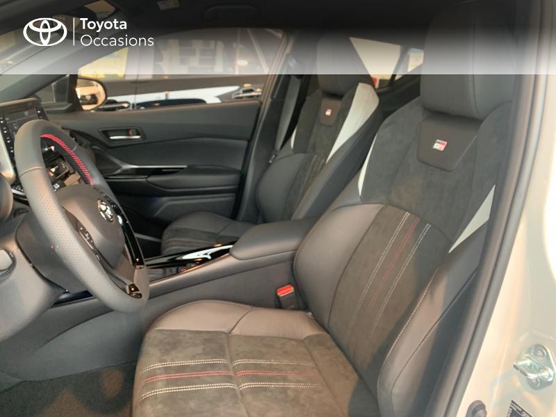 Toyota C-HR 184h GR-Sport 2WD E-CVT MY20 Gris occasion à CASTRES - photo n°11